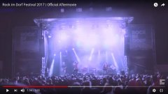 Rock im Dorf Festival 2017 | Aftermovie