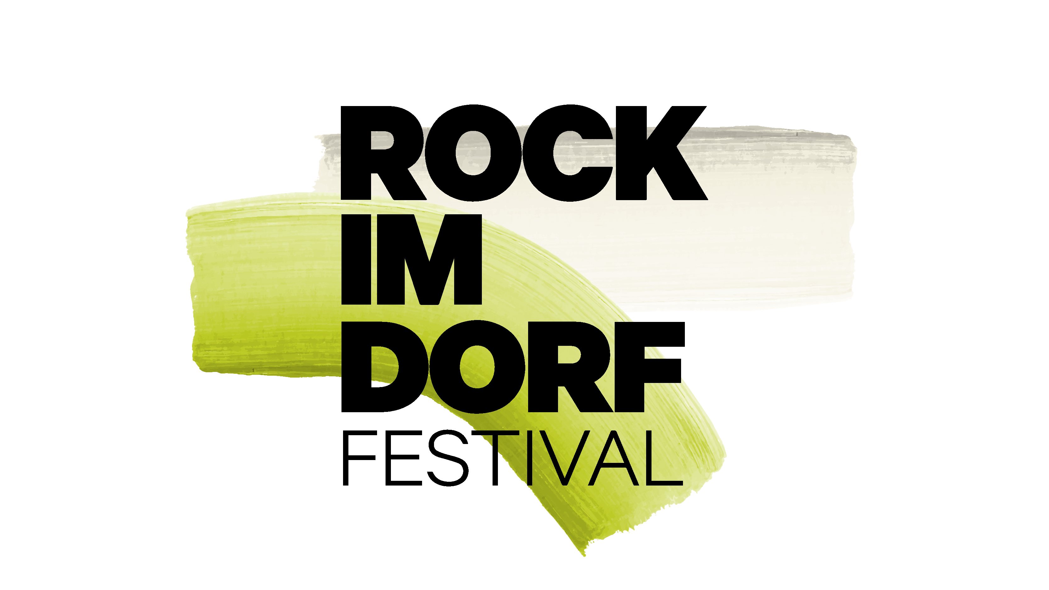 Logo Rock im Dorf Festival 2022
